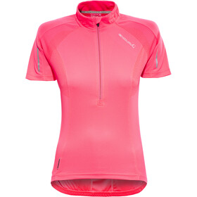 Endura Xtract Jersey Donna, neon pink